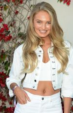 ROMEE STRIJD at Revolve Party at Coachella Festival in Indio 04/13/2019