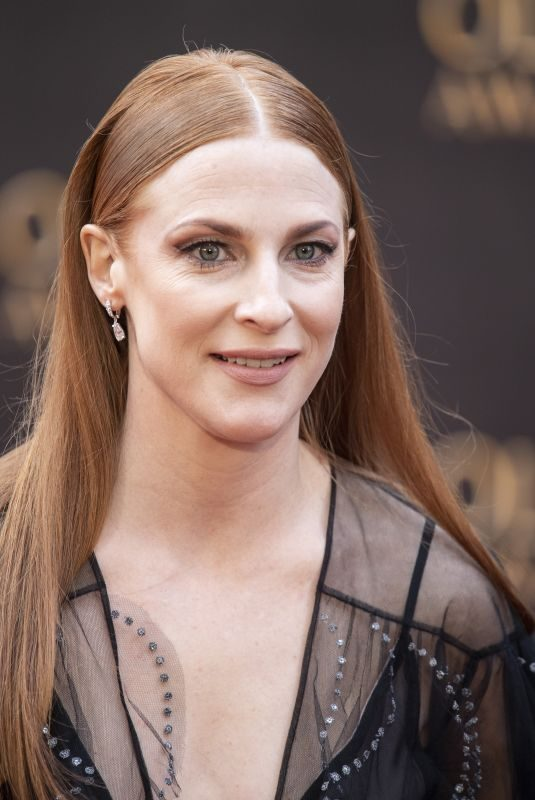 ROSALEI CRAIG at 2019 Laurence Olivier Awards in London 04/07/2019