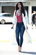 ROSELYN SANCHEZ Out and About in Los Angeles 04/06/2019