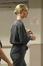ROSIE HUNTINGTON-WHITELEY and Jason Statham at a Medical Office in Beverly Hills 04/15/2019