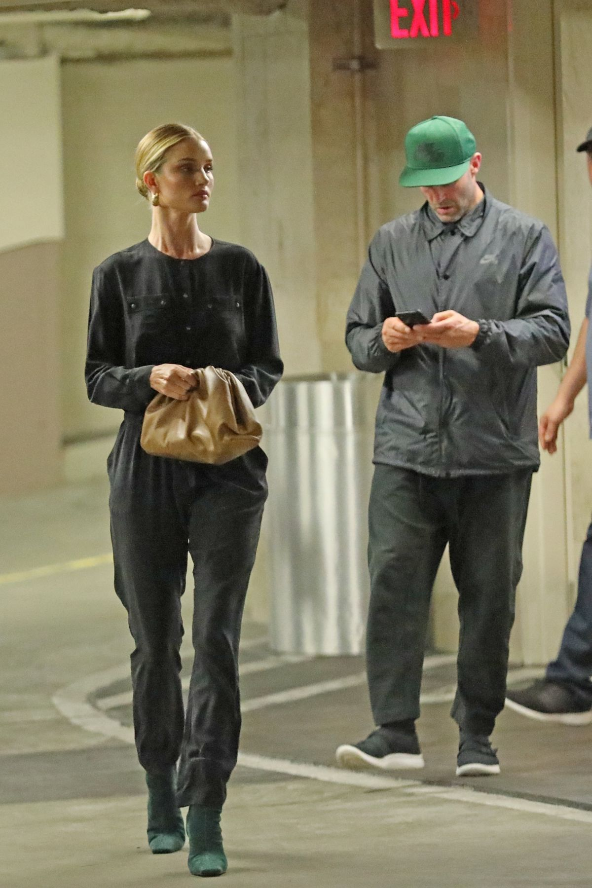 2be8b2945c ROSIE HUNTINGTON-WHITELEY and Jason Statham at a Medical Office in Beverly  Hills 04 15 2019