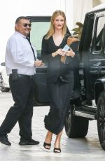 ROSIE HUNTINGTON-WHITELEY Out and About in Beverly Hills 04/09/2019