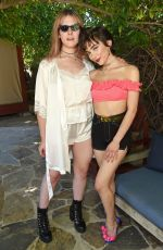 ROWAN BLANCHARD at Poolside with H&M in Palm Springs 04/13/2019