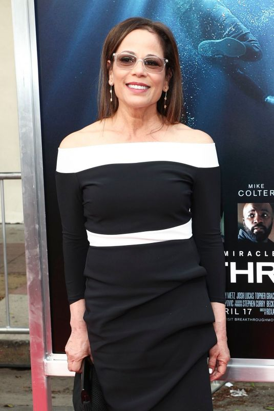 ROXANN DAWSON at Breakthrough Premiere in Los Angeles 04/11/2019