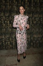 RUTH WILSON at King Lear Broadway Opening Night Party in New York 04/04/2019