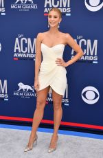 SABINA GADECKI and Tyler Rich at 2019 Academy of Country Music Awards in Las Vegas 04/07/2019