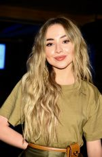 SABRINA CARPENTER at The Short History of the Long Road Cast Party in New York 04/27/2019