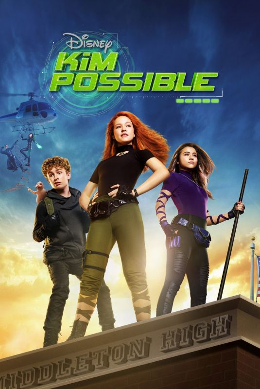 SADIE STANLEY - Kim Possible Posters, Promos and Trailer