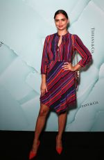 SAMANTHA HARRIS at Tiffany & Co. Store Opening in Sydney 04/05/2019