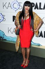 SANDRA DENTON at Kaos Grand Opening in Las Vegas 04/05/2019