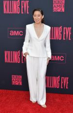SANDRA OH at Killing Eve, Season 2 Premiere in Hollywood 04/01/2019