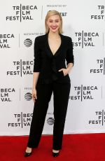SARAH GADON at American Woman Screening at 2019 Tribeca Film Festival in New York 04/28/2019