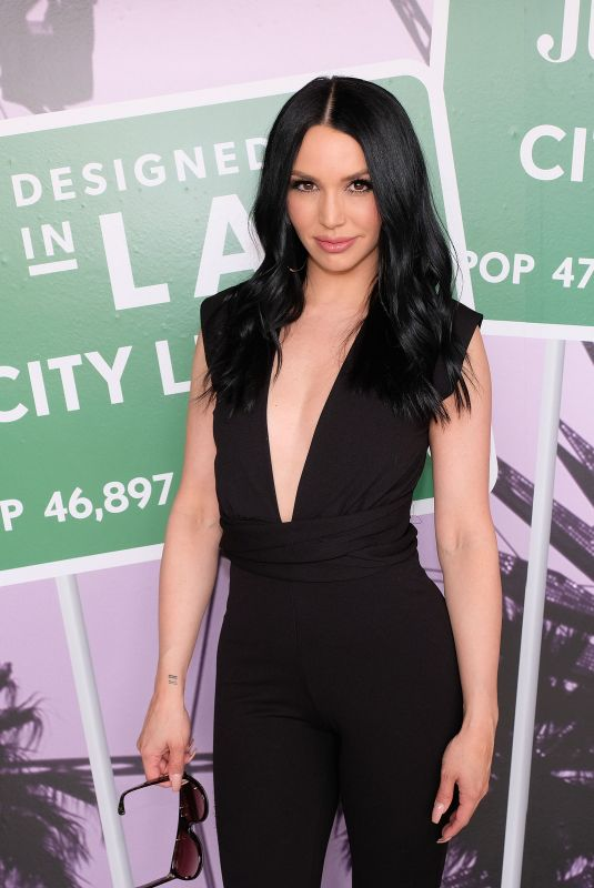 SCHEANA SHAY at Justfab and Shoedazzle Present: The Desert Oasis in Los Angeles 04/04/2019