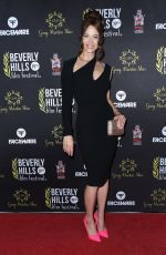 SCOTTIE THOMPSON at Beverly Hills Film Festival Opening Night in Hollywood 04/03/2019