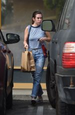 SCOUT WILLIS Out and About in Los Angeles 04/08/2019