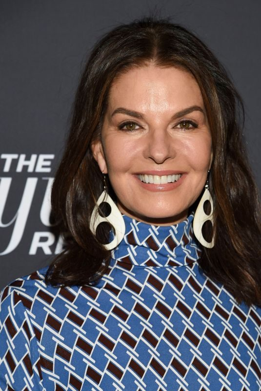 SELA WARD at Hollywood Reporter's Most Powerful People in Media 2019 in New York 04/11/2019