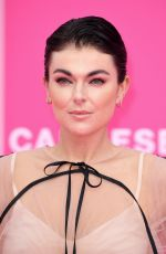 SERINDA SWAN at 2nd Cannesseries at Palais Des Festivals in Cannes 04/08/2019