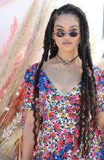 SHANINA SHAIK and JASMINE TOOKES at Revolve Party at Coachella Festival in Indio 04/13/2019