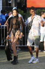 SHANINA SHAIK at Coachella Valley Music and Arts Festival 04/14/2019