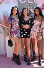 SHANINA SHAIK, SARA AMPAIO, JASMINE TOOKES and ROMEE STRIJD at Revolve Party at Coachella Festival in Indio 04/13/2019