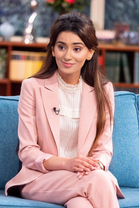 SHILA IQBAL at This Morning TV Show in London 04/23/2019