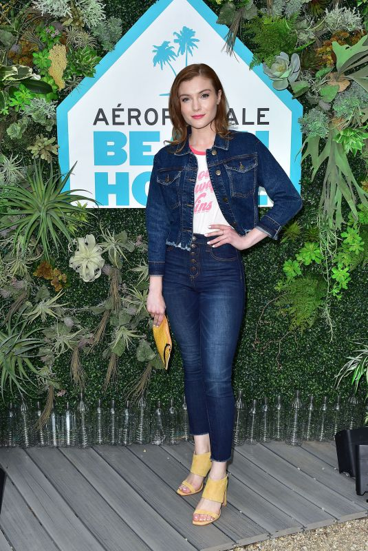 SKYLER SAMUELS at Aero x Repreve Eco Friendly Collection in Malibu 04/26/2019
