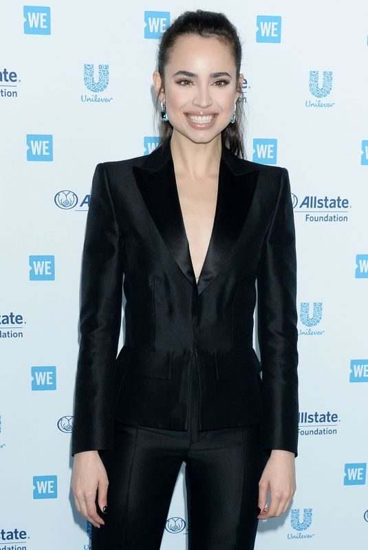 SOFIA CARSON at We Day California 2019 in Inglewood 04/25/2019