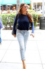 SOFIA VERGARA Out and About in Beverly Hills 04/06/2019