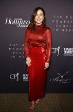 SOPHIA BUSH at Hollywood Reporter