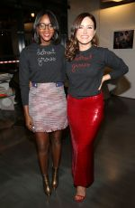SOPHIA BUSH at Quest Loves Food for Fashion Tech Forum in New York 04/11/2019