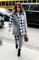 SOPHIA BUSH Out and About in New York 04/12/2019