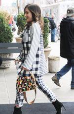 SOPHIA BUSH Out in New York 04/12/2019