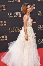 SOPHIE OKONEDO at 2019 Laurence Olivier Awards in London 04/07/2019