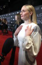 SOPHIE TURNER at Game of Thrones, Season 8 Premiere in Belfast 04/12/2019