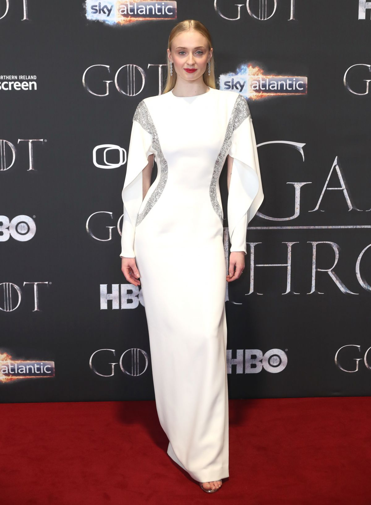 HBOs Game Of Thrones Season 5 Premiere - Red Carpet