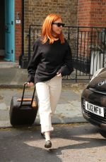 STACEY DOOLEY Out and About in London 03/30/2019
