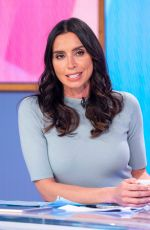 STACEY SOLOMON and CHRISTINE LAMPARD at Loose Women Show in London 04/03/2019