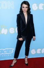 STEFANIE LAVIE OWEN at The Beach Bum Premiere in Hollywood 03/28/2019
