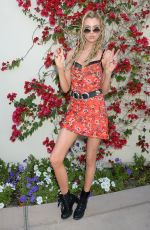 STELLA MAXWELL at Revolve Party at Coachella Festival in Indio 04/13/2019