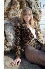 SUKI WATERHOUSE in Glamour Magazine, Spain May 2019