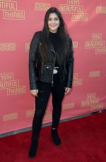 SULOR GARRESTON at Tiny Beautiful Things Opening Night in Los Angeles 04/14/2019
