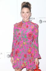 SUTTON FOSTER at Younger Premiere at Tribeca Film Festival in New York 04/25/2019