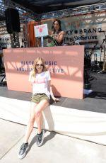 SYDNEY SWEENEY at Lucky Brand & Rolling Stone Live Present Desert Jam in Palm SPrings 04/13/2019