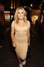 TALLIA STORM at Kiss and Nails Launch at Cirque Le Soir in London 04/03/2019