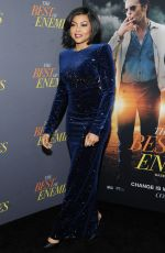 TARAJI P. HENSON at The Best of Enemies Premiere in New York 04/04/2019