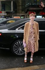 TAVI GEVINSON at Variety's Power of Women Presented by Lifetime in New York 04/05/2019