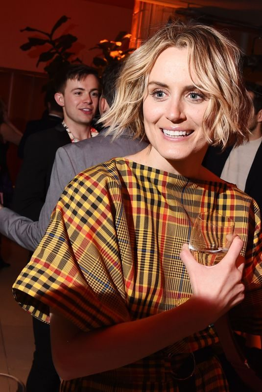 TAYLOR SCHILLING at Hadestown Broadway Opening Night in New York 04/17/2019