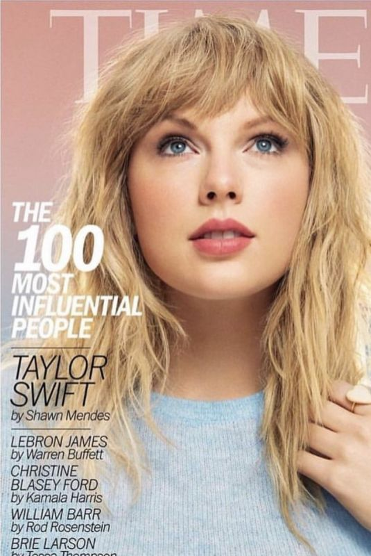 TAYLOR SWIFT for Time100 Magazine