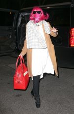 TAYLOR SWIFT Night Out in New York 04/01/2019
