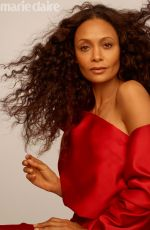 THANDIE NEWTON for Marie Claire Magazine, May 2019